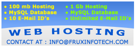 linux/windows web hosting